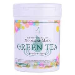 Альгинантная маска с экстрактом зеленого чая