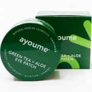 AYOUME Green Tea + Aloe Eye Patch