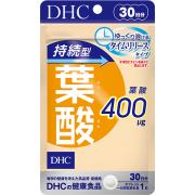 DHC Фолиевая кислота медленного высвобождения