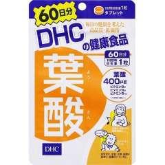 DHC Фолиевая кислота и Витамины В