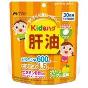 ITOH Рыбий жир с витаминами для детей