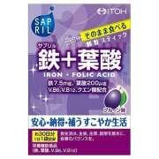 ITOH Sapril Железо и фолиевая кислота