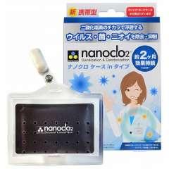 Блокатор вирусов Nanoclo2 портативный