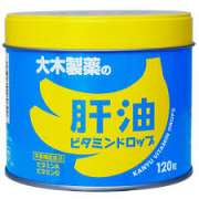 OHKI Рыбий жир для детей