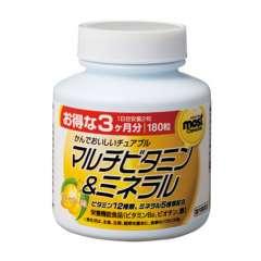 ORIHIRO Most Витамины и минералы