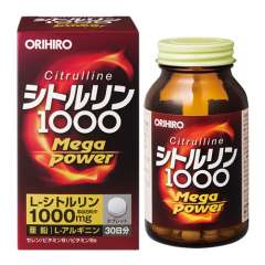 Orihiro Цитруллин Mega Power