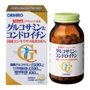 ORIHIRO Глюкозамин и хондроитин