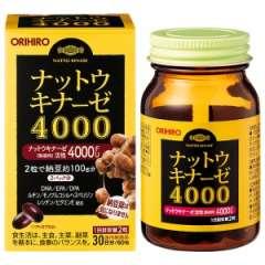 ORIHIRO Наттокиназа Омега-3