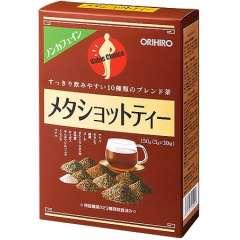 Orihiro Растительный чай для похудения