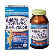 Orihiro Хондроитин Глюкозамин Гиалуроновая кислота