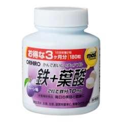 Orihiro MOST Железо + Витамины
