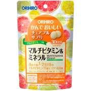 ORIHIRO витамины и минералы