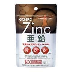 ORIHIRO Цинк, селен, хром