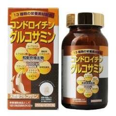 Unimat Riken Хондроитин Глюкозамин