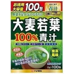 YUWA Аодзиру со вкусом чая Матча