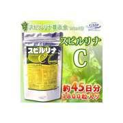 Algae Спирулина с натуральным витамином С