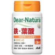 Dear Natura Железо и фолиевая кислота