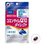 DHC Убихинол (восстановленный CoQ10) Direct