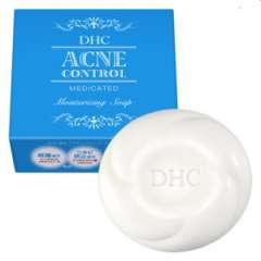 DHC Лекарственное мыло для проблемной кожи лица и тела