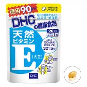 DHC Натуральный витамин Е 90