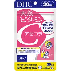 DHC Натуральный витамин С (Ацерола)