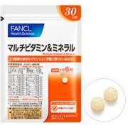 FANCL Витамины, минералы, Q10, Бета-каротин