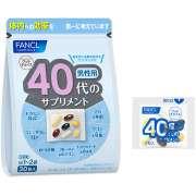 FANCL для мужчин старше 40 лет