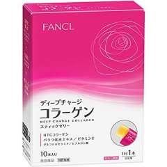 FANCL HTC Коллаген (желе)
