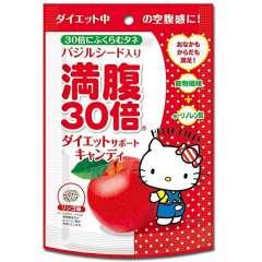 Диетические конфеты со вкусом яблока