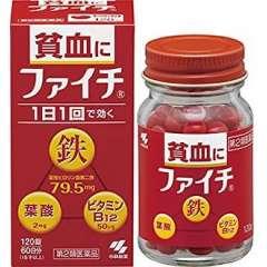 Kobayashi Fight Комплекс при анемии