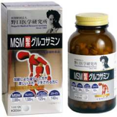 MSM Глюкозамин Хондроитин