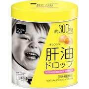 Matsukiyo Рыбий жир (масло печени трески) для детей