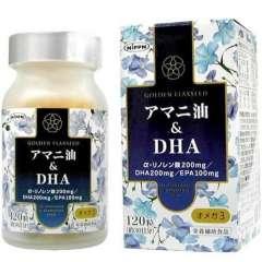 Льняное масло и DHA