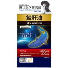 NOGUCHI Premium Масло печени глубоководной акулы