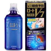 Rohto V7 Eye Wash 500 мл.