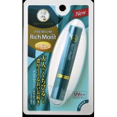 Крем для губ Rohto Premium Rich Moist (вкус мёда)