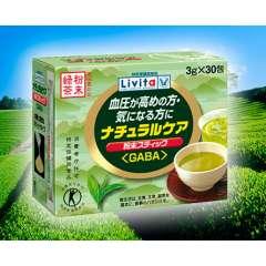 Livita зелёный чай и ГАБА, от давления и стресса